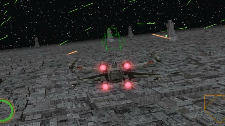 5. Star Wars Rogue Squadron II: Rogue Leader