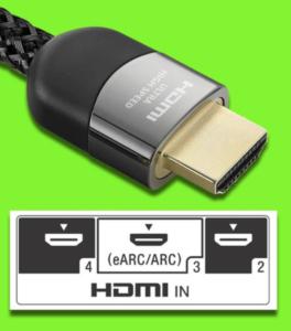 earc hdmi 2.1