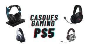 casques gaming ps5