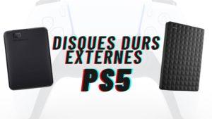 disques durs externes ps5