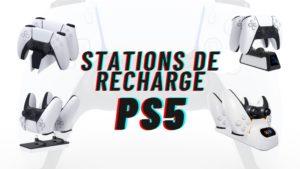 station de recharge ps5