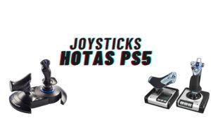 hotas PS5