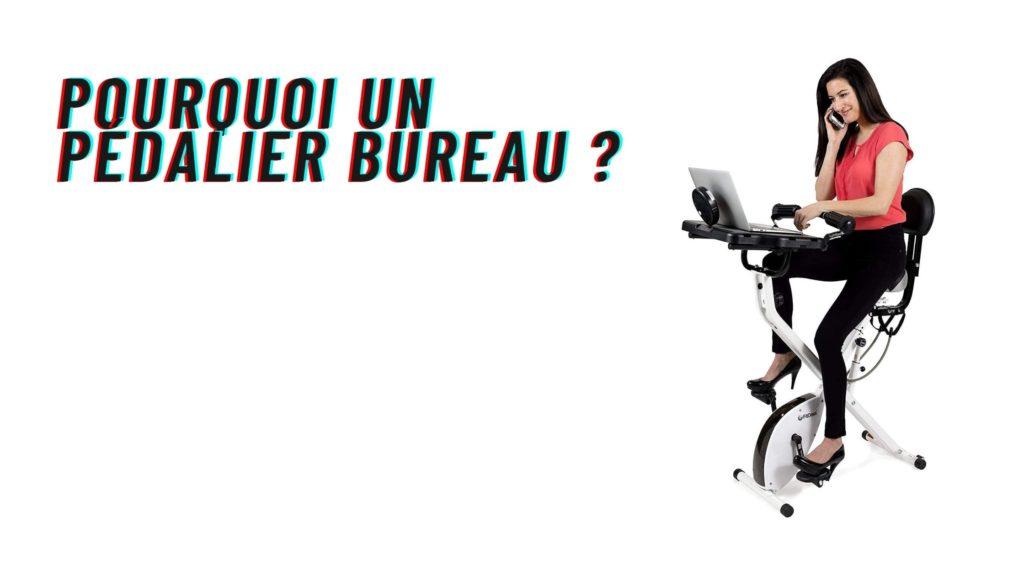 pedalier bureau