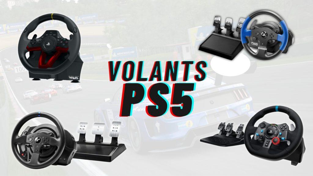 volants ps5