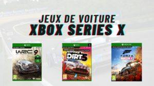 jeux de voiture xbox series x