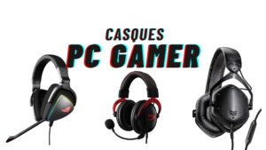 casques pc gamer