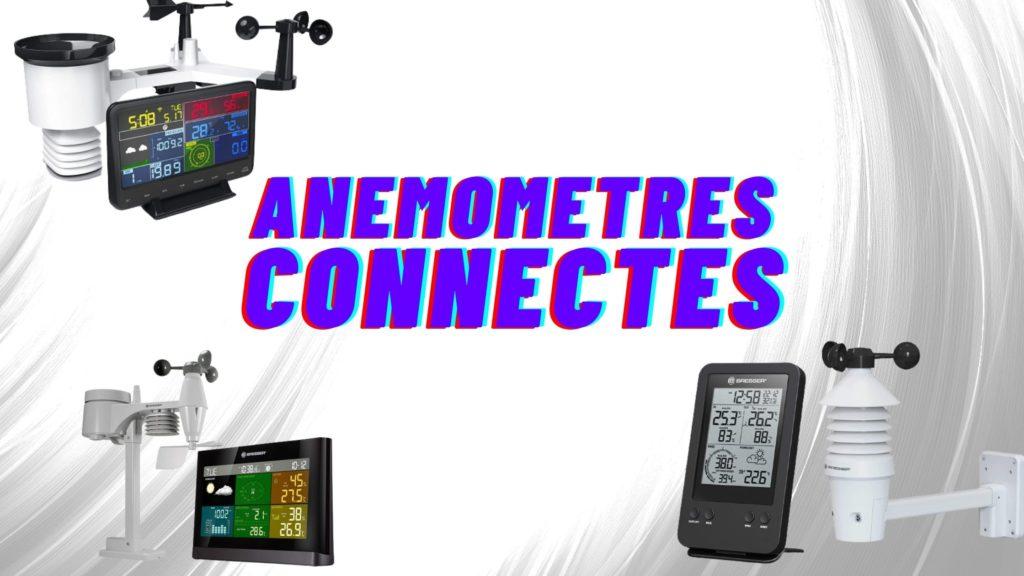 anemometre connecte