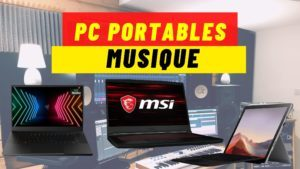 pc portables pour musique