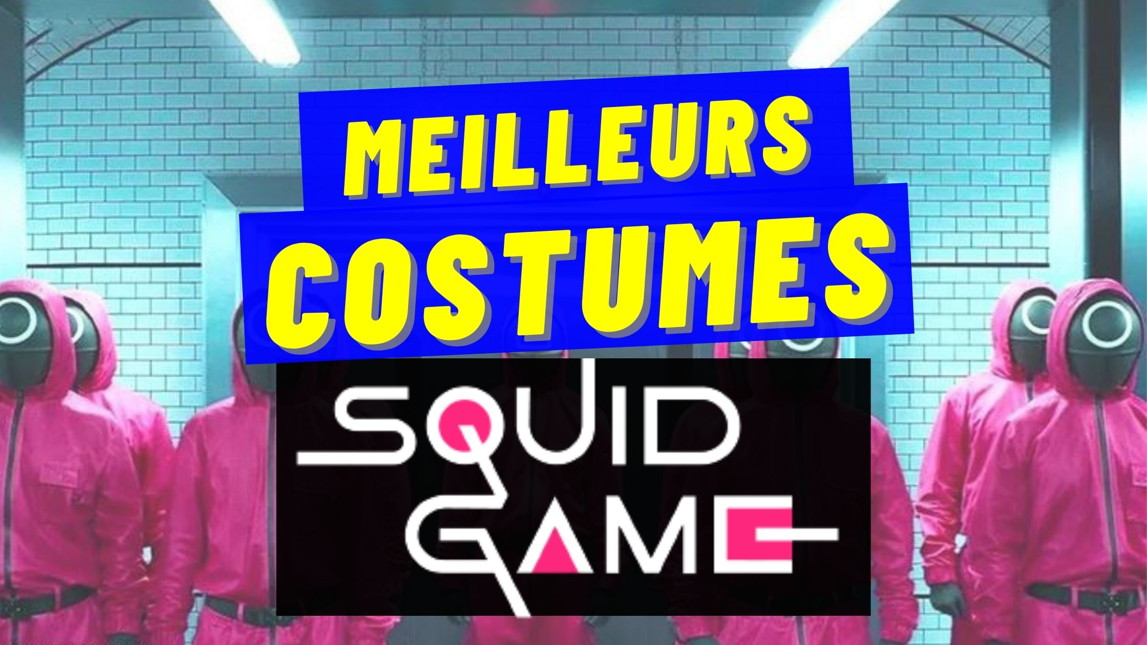 costumes squid games