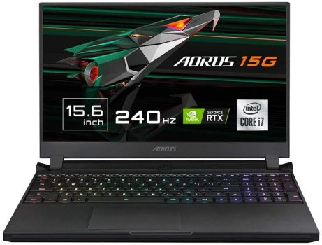 AORUS 15G rtx3070