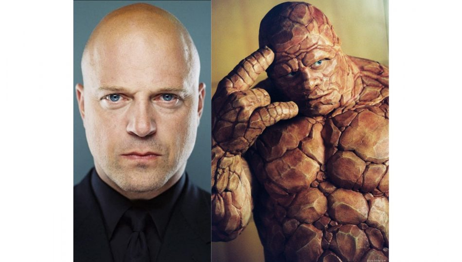ben grimm the thing chauve