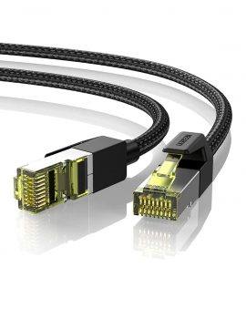 cable ethernet ugreen cat7 tresse