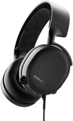 casque pour streamer SteelSeries Arctis 3