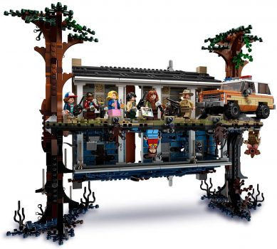 stranger things cadeaux lego